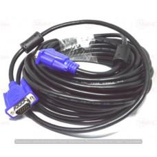 05-06-272. Шнур VGA (штекер - штекер), с фильтром, 10м