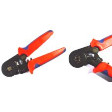 12-03-001. Инструмент обжимной для трубчатых оконцевателей 0,25-6мм², HSC8.6-4