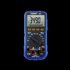 17-01-401. Цифровий Bluetooth-мультиметр, OWON, B35+