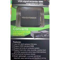 03-03-002. Удлинитель VGA и аудио сигнала, до 60м