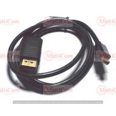 05-07-531. Шнур mini Display Port - Display Port (штекер-штекер), черный, 1м