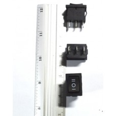 11-02-059. Переключатель KCD-1 (ON-OFF-ON), 3pin, 10А-125V/6A-250V