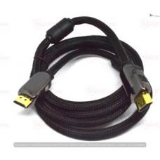 05-07-044. Шнур HDMI (штекер - штекер), version 1.4, с фильтрами, в коробке, 1,5м