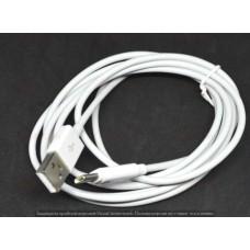 05-10-111. Шнур USB штекер А - штекер USB штекер type C, чёрный, 1м
