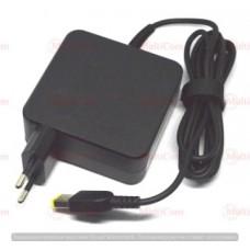 06-02-007. Блок питания к ноутбуку Lenovo, IBM 20V/3,25A, разъем прямоугольный + pin