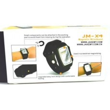 12-10-031. Магнитный браслет-держатель для мелких деталей, Jakemy, X4