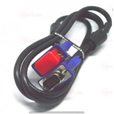 05-06-221. Шнур VGA (штекер - штекер), с фильтром, original, 1,8м