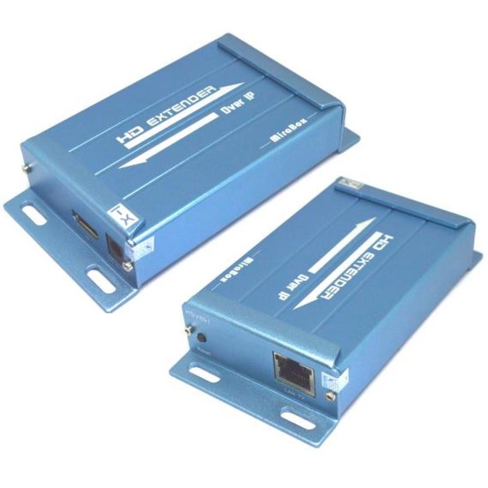 03-03-203. HDMI EXTENDER: передатчик (TX) + audio extractor, over TCP/IP, HSV891