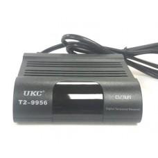 10-00-050. ТВ ресивер DVB-T2 UKC 9956