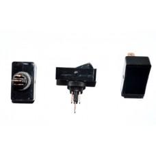 11-05-154. Переключатель ASW-11-102 (ON-ON), 3pin, 12V, 20А, чёрный