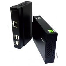 HDMI EXTENDER TX (передатчик) + RX (приемник) + 4хUSB, HSV2614