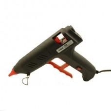 12-00-081. Пистолет клеевой 180W, под клей 11мм, в блистере, черный, HD-01
