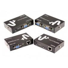 03-03-005. Удлинитель VGA и аудио сигнала, до 300м, MT-300T
