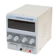 06-04-001. Лабораторный блок питания 15B, 2A, 1502D, YIHUA