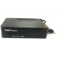 10-00-057. ТВ ресивер DVB-T2 Pantesat (Wi-Fi, YouTube, USB), HD3820, корпус пластик