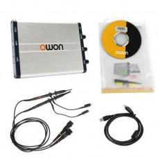 17-05-105. Компактный осциллограф 2-x канальный OWON VDS1022I
