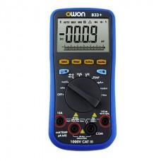 17-01-402. Цифровий Bluetooth-мультиметр, OWON, B33+