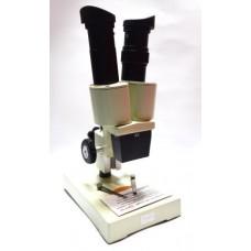 14-06-105. Микроскоп настольный XT-2A, линзы-4Х